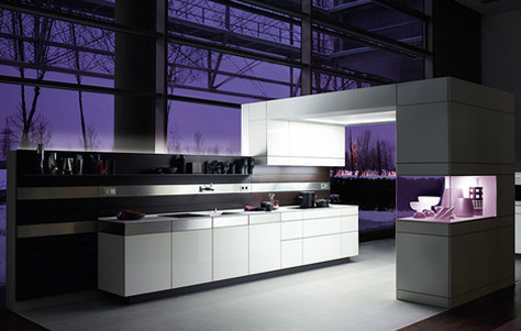 less is more… – modular kitchen units – the crazy us!